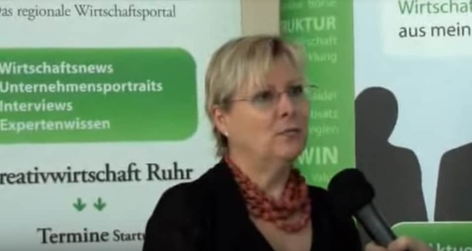 Business-TV Interview Annette Kunow