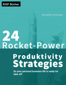 24 Rocket-Power Productivity Strategies