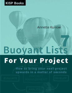 7 Buoyant Lists For Your Projects